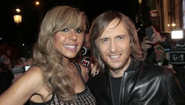 david et cathy guetta divorc s le couple affiche son amour sur twitter photo daftworld. Black Bedroom Furniture Sets. Home Design Ideas