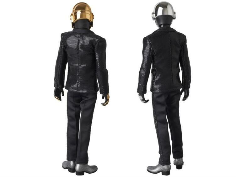 Real Action Heroes Medicom Daft Punk en approche...