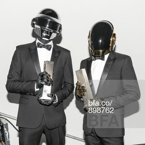 Un documentaire sur les Daft Punk en preparation