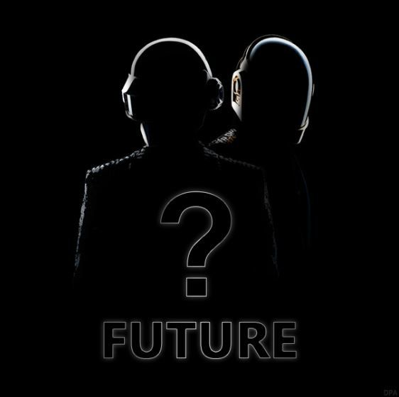 Daft Punk's future for DW