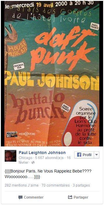 Daft Punk : Un nouvel album en préparation ?