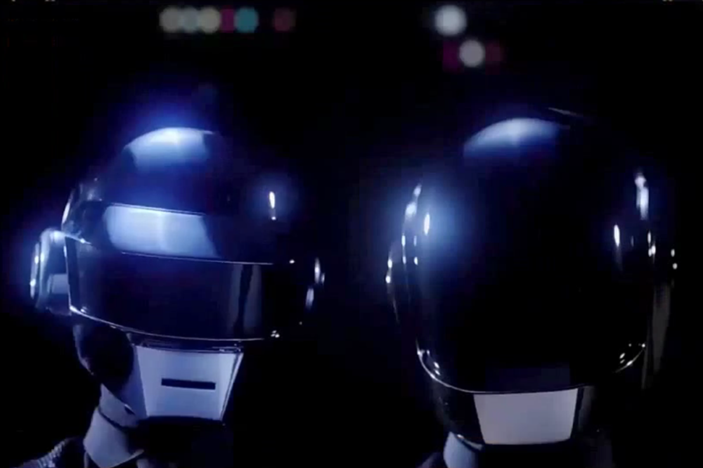Watch Daft Punk Pay Tribute to Music Legend Nile Rodgers from Inside Their Spaceship