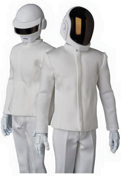 Daft Punk to release new action figures costing £100 each