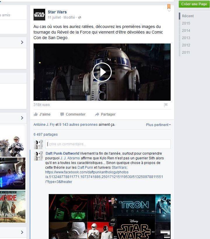 Daft Punk x Star Wars