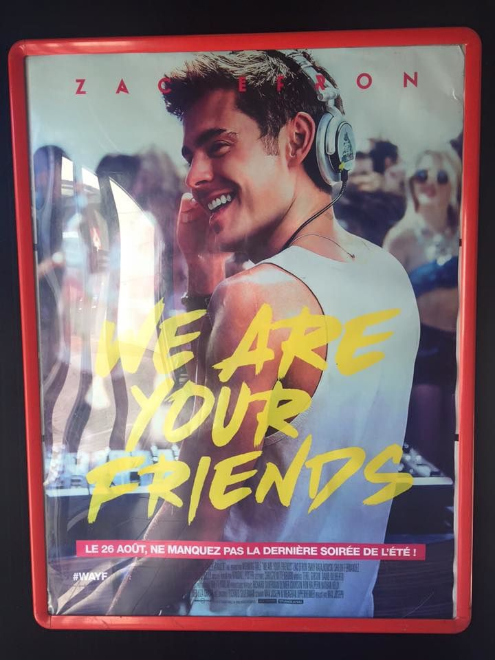 Le film sur l'EDM « We Are Your Friends » fait un gros flop à son lancement aux USA