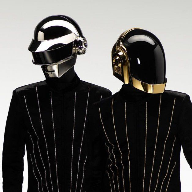 BUY YOUR OWN FULL DAFT PUNK APPROVED OUTFIT FOR JUST £20,853