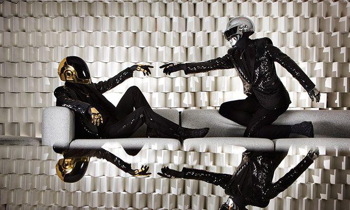 Réalité virtuelle : Daft Punk bientôt dans ton salon ?