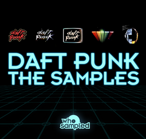 Daft Punk: The Samples mixed by Chris Read