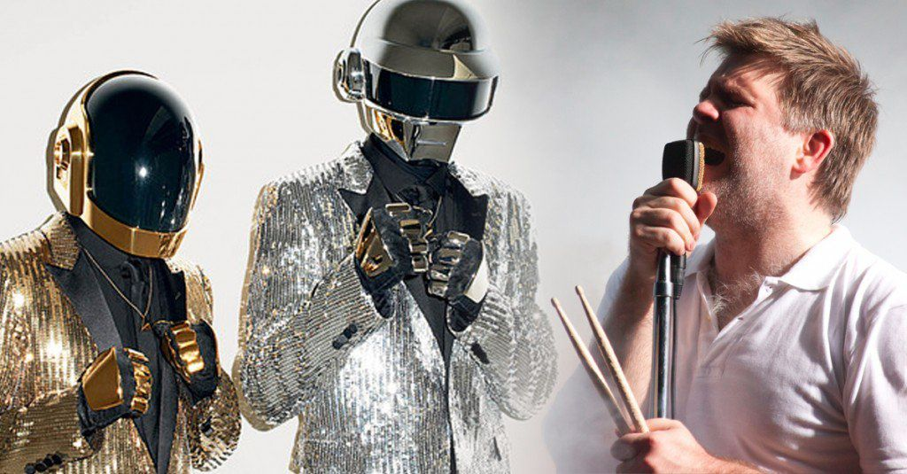 LCD Soundsystem backs out of Coachella performance, Daft Punk to fill in