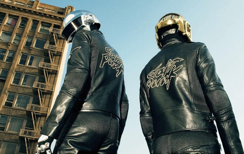 Daft Punk : Des archives du duo sans casque refont surface ! (video)