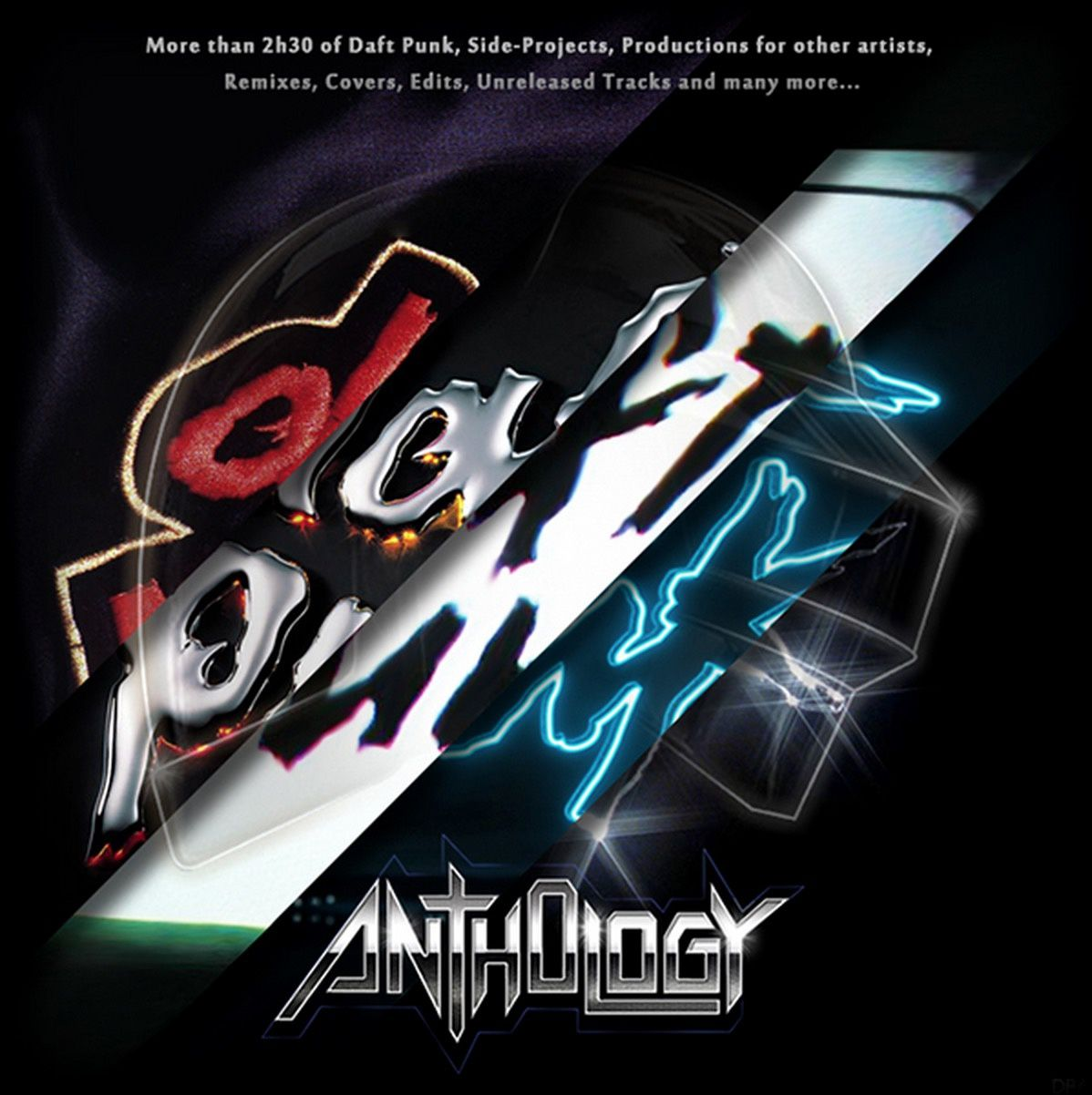 La Mixtape Daft Punk Anthology