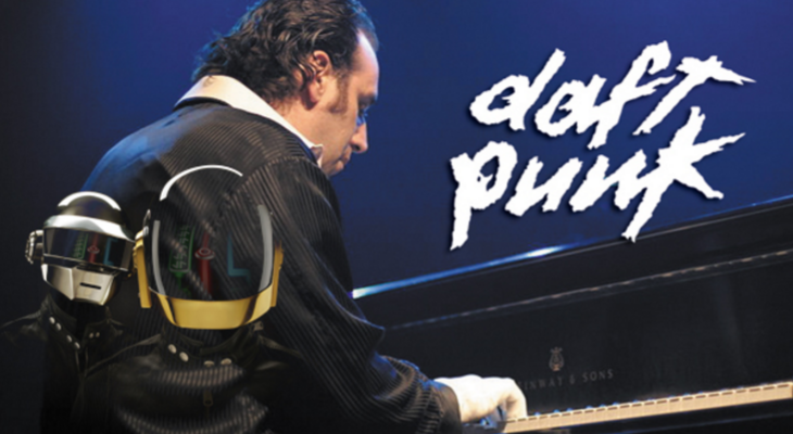 CHILLY GONZALES DÉCORTIQUE DAFT PUNK