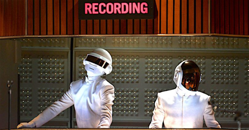 Daft Punk de retour en studio avec The Weeknd