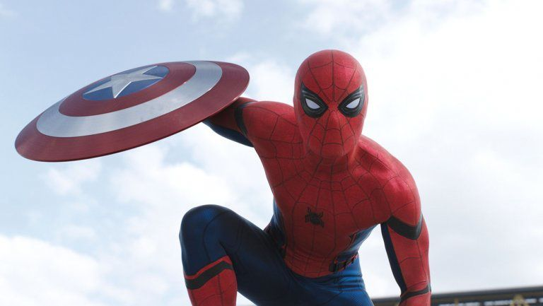 Watch Spider-Man Dance to Daft Punk in 'Homecoming' Set Video