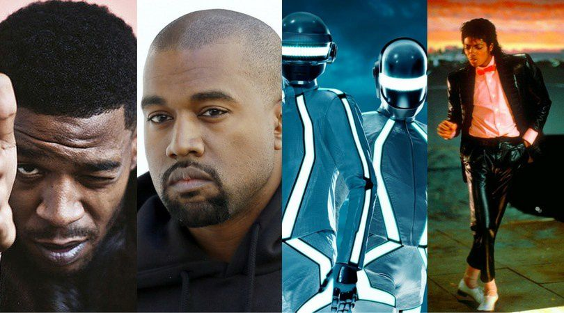 Quand Kid Cudi &amp&#x3B; Kanye West samplent… Daft Punk &amp&#x3B; Michael Jackson !
