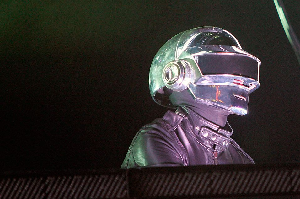 Around The World: Daft Punk Performing Live Through The Years