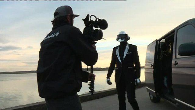 Daft Punk au Crotoy : c'était un canular