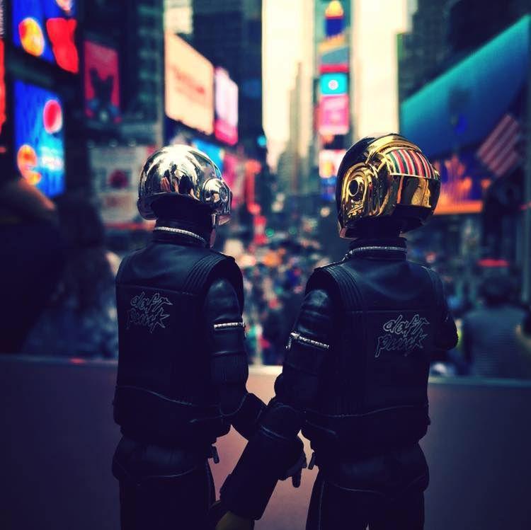 Un vrai faux inédit de Daft Punk x Nile Rodgers a fait surface