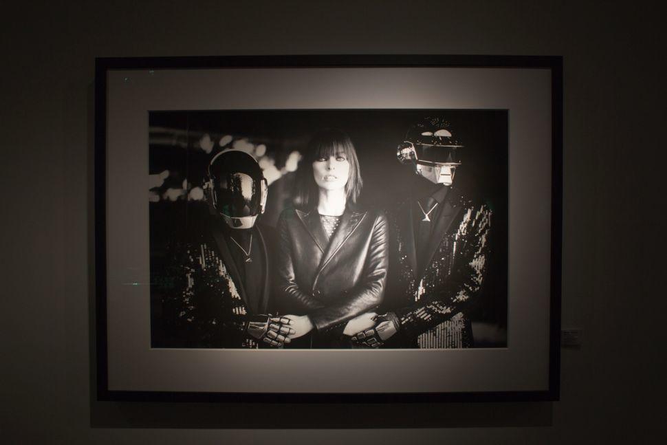 Daft Punk, Buzz Aldrin, Lana del Rey Star in Mathieu César's Exhibition at Maxfield L.A.