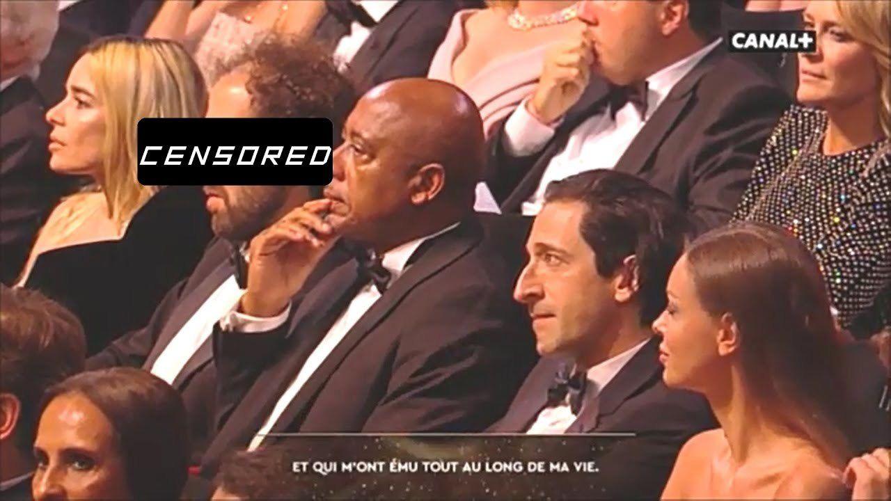 Thomas Bangalter de Daft Punk se deja ver el Festival de Cannes