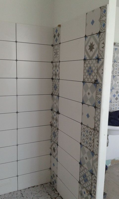 Douche italienne www for Carreaux de douche