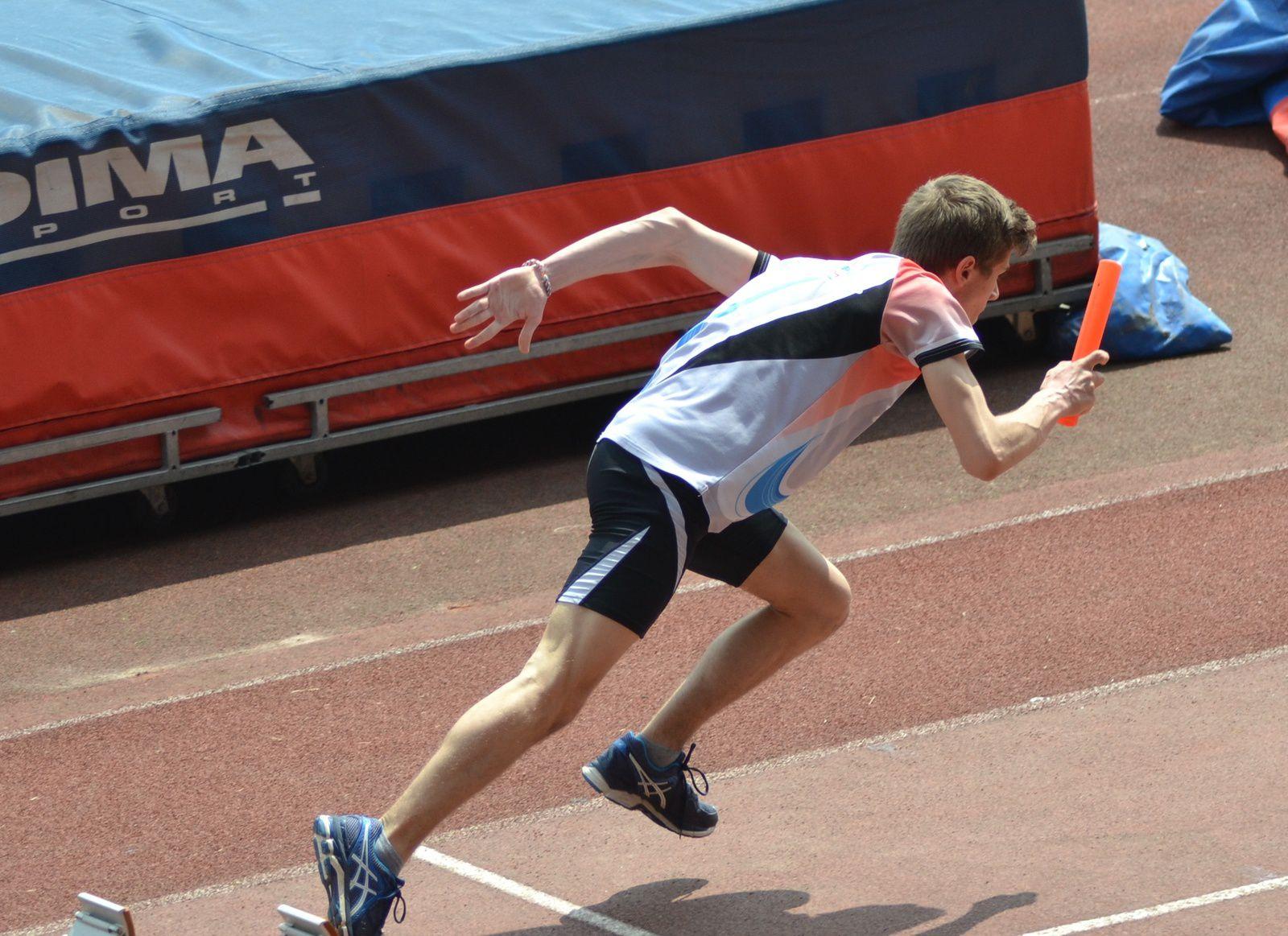 Photos du championnat départemental minimes de Maubeuge