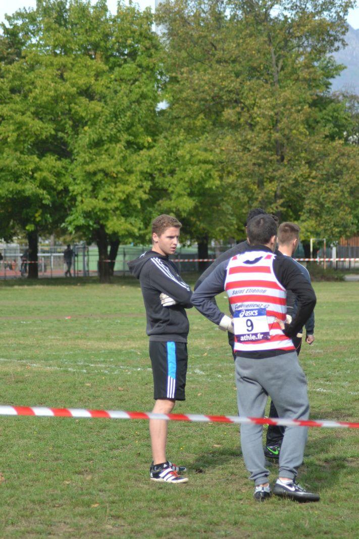 France interclubs cadets et juniors à Grenoble