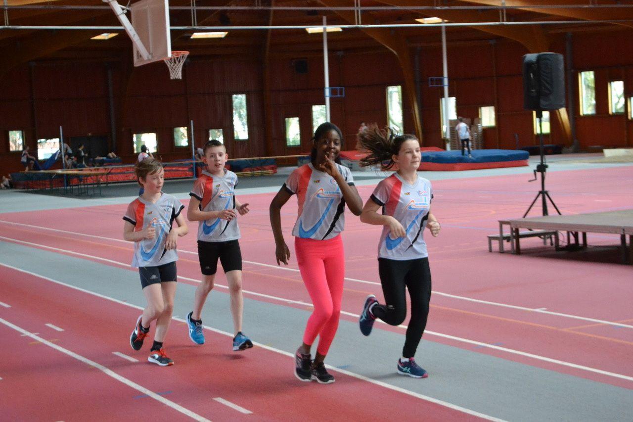 LMA SHOW: les jeunes pousses et les sélectionnés olympiques, mondiaux, européens.