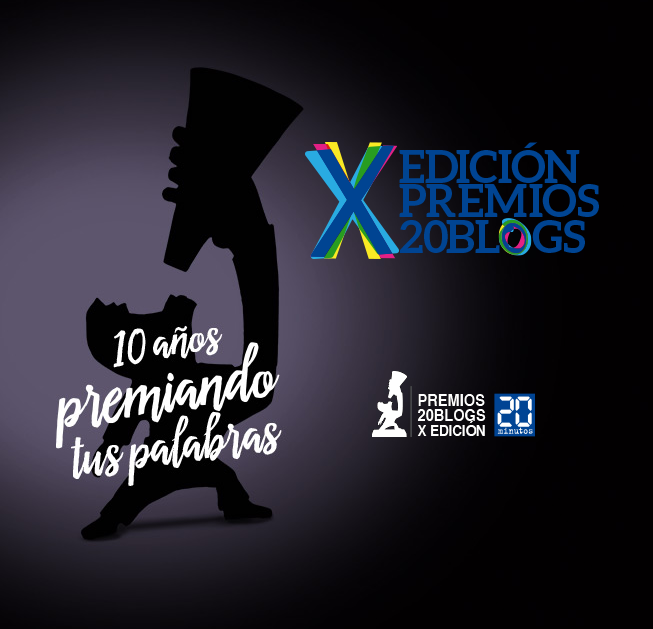 Recta final de los Premios 20Blogs 2015