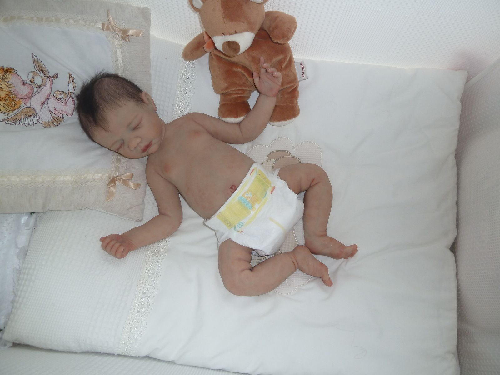 Baby Théo Full Silicone