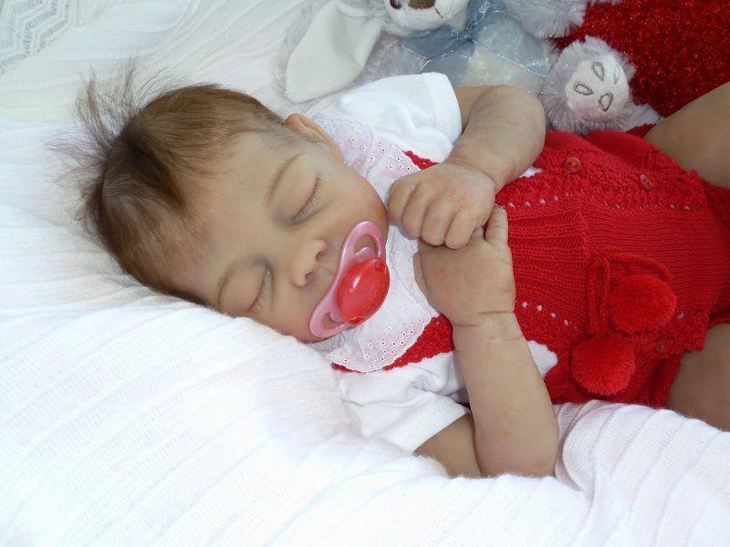 Pixie endormie numéro 5/5 Vendue
