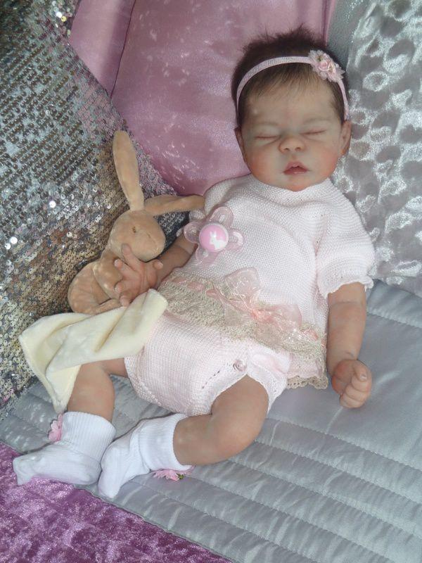 Bébé Hope Endormie numéro 1 sur 5 Adoptée