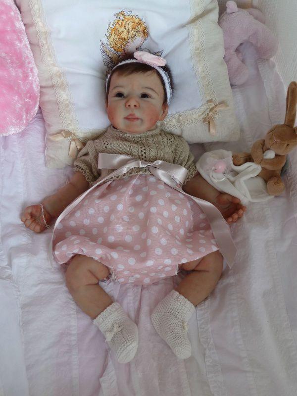 Nouveau Bébé Marcia Full Silicone