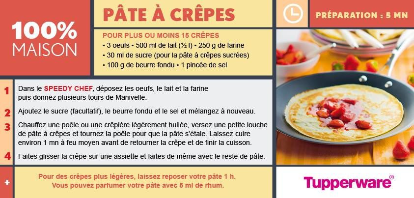 Pate crepe tupperware tupperware angers - Pate a crepes tupperware ...