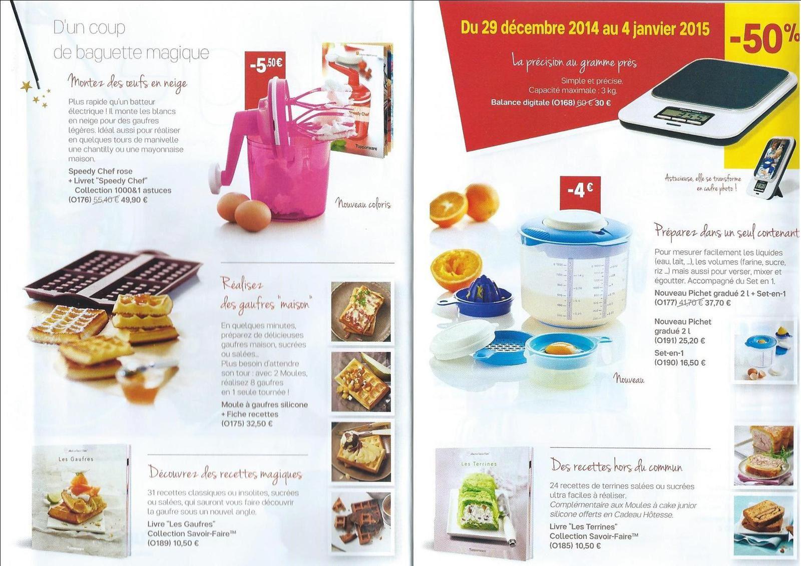 Promotions Janvier 2015
