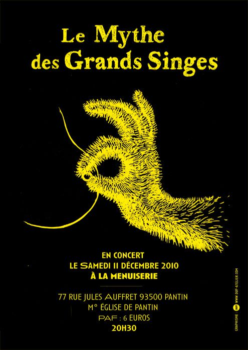 Paul Van Eersel et le Mythe des grands singes