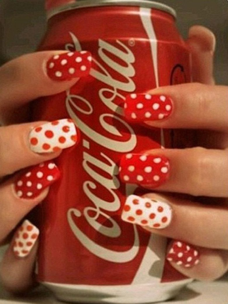 Opi Coca Cola Nail Polish Collection Partial: OPI + COCA-COLA !!!