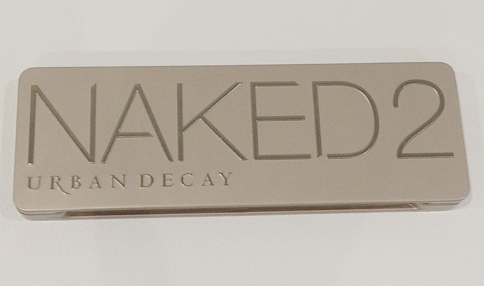 NAKED 2 d'URBAN DECAY