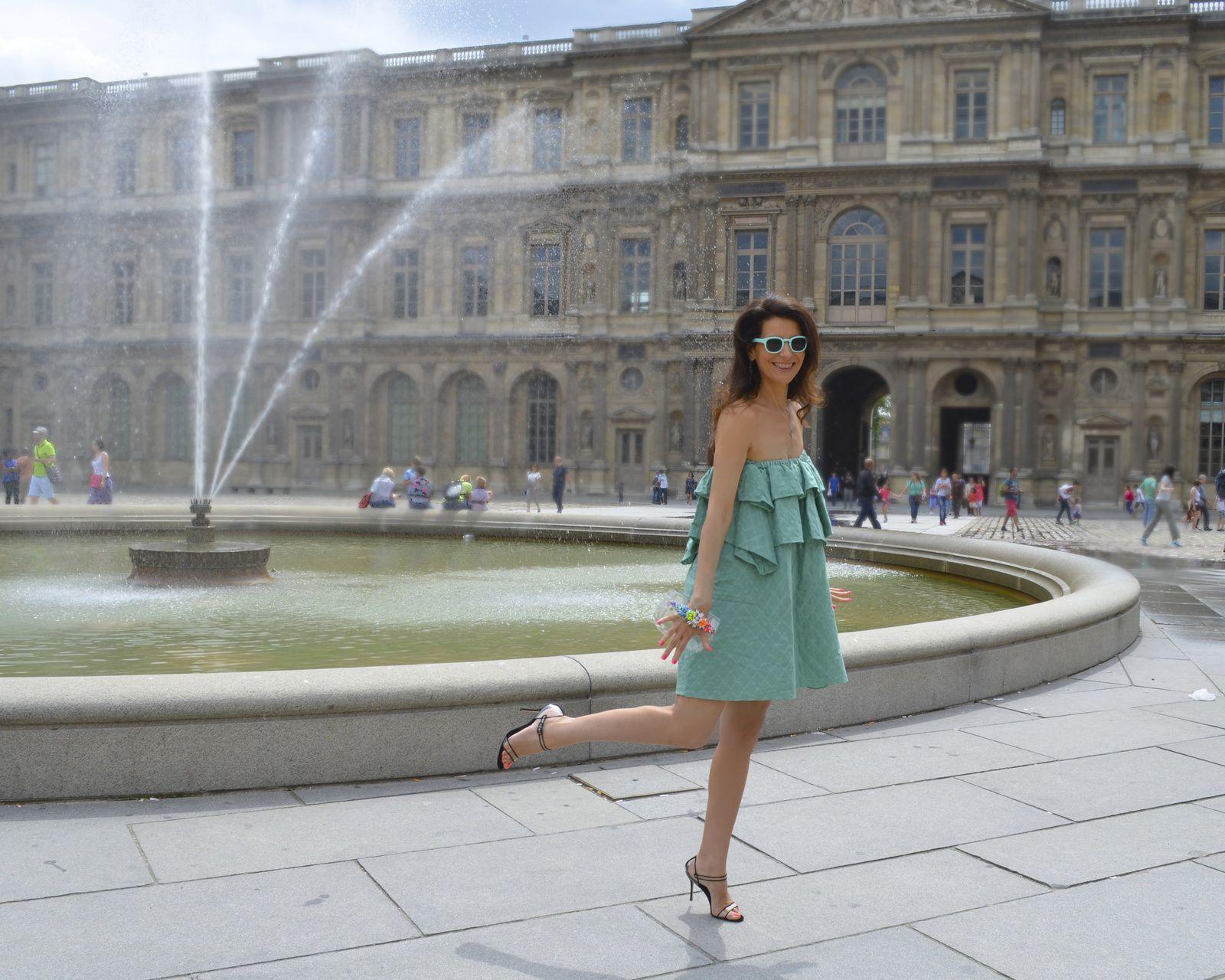 """Mon style #13 """"Un été à Paris"""""""