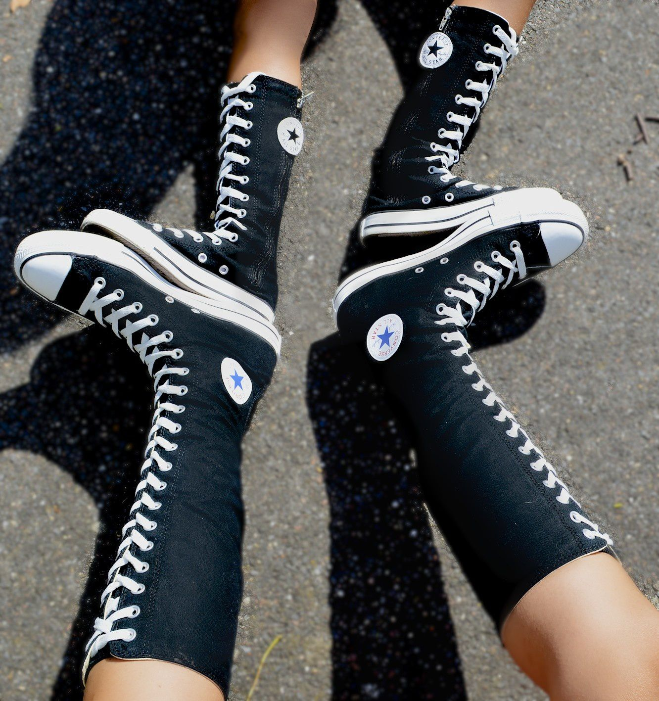 Converse Style - So French By Naty