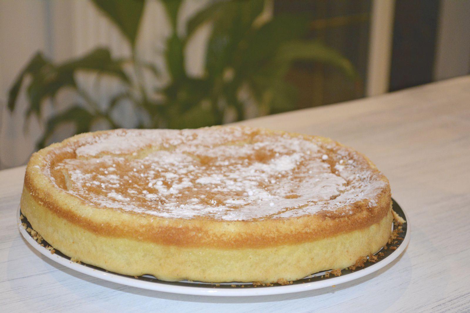 Le Gâteau Magique !