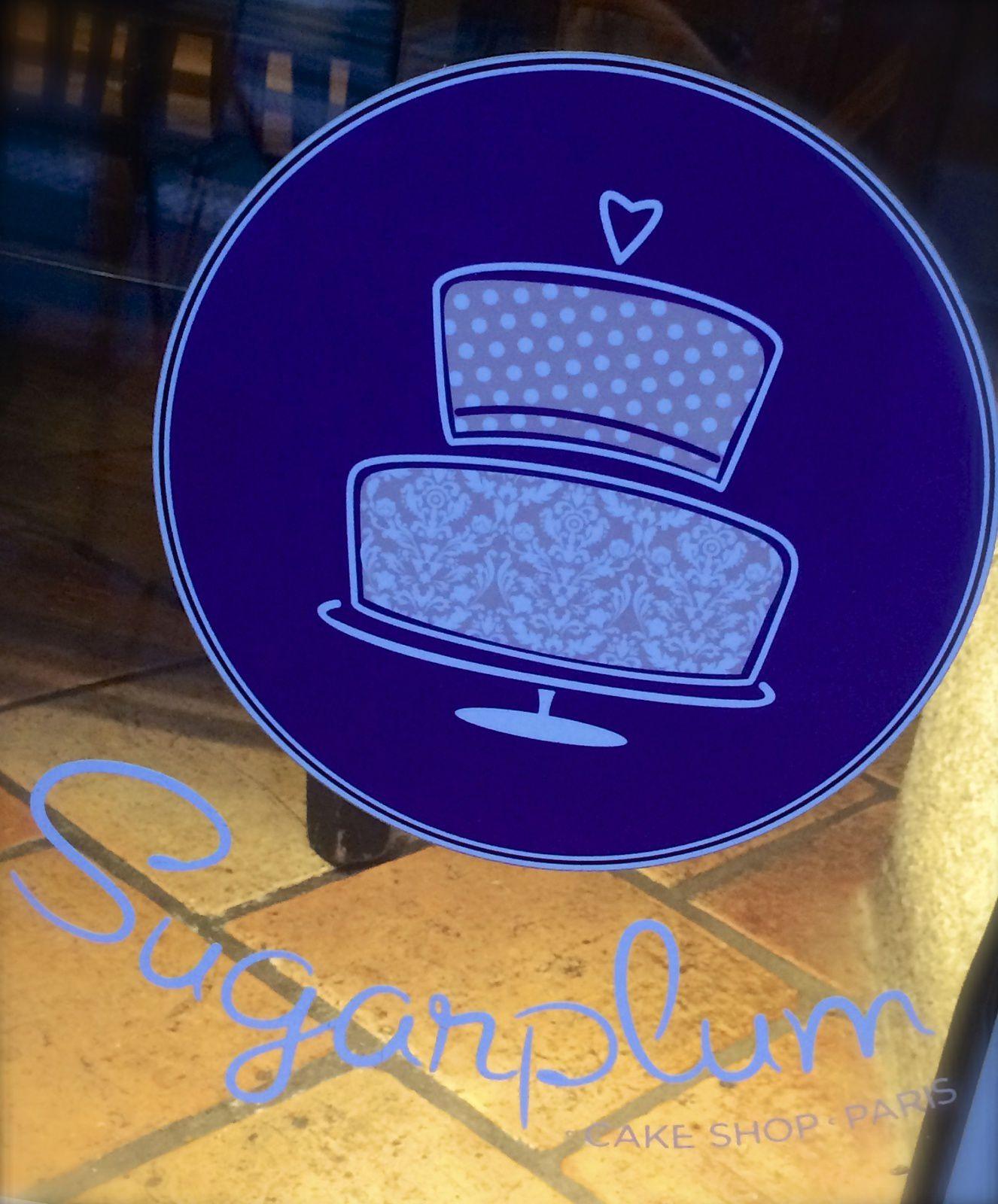 "Sugarplum Cake Shop, un coffee shop ""US Style"" !"