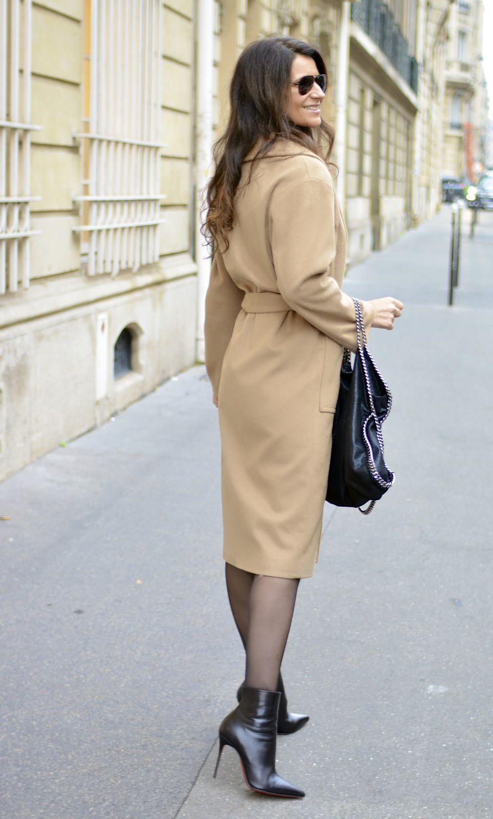 Naty So Votre Manteau French Style By Le Peignoir Adoptez x7wxU4