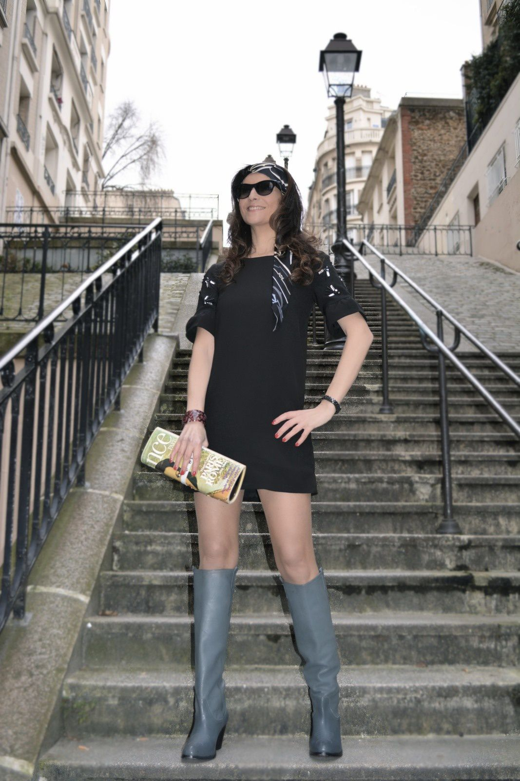 Le Look B.B. : le come-back des sixties !