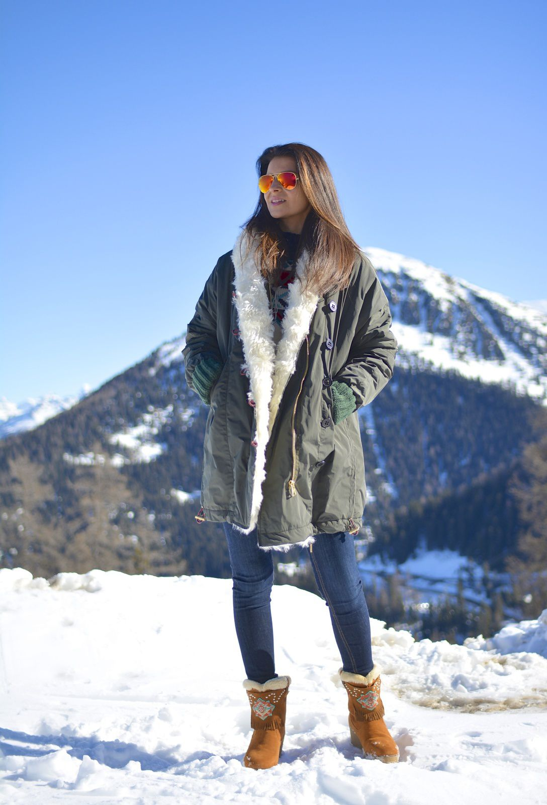 Mountain Chic