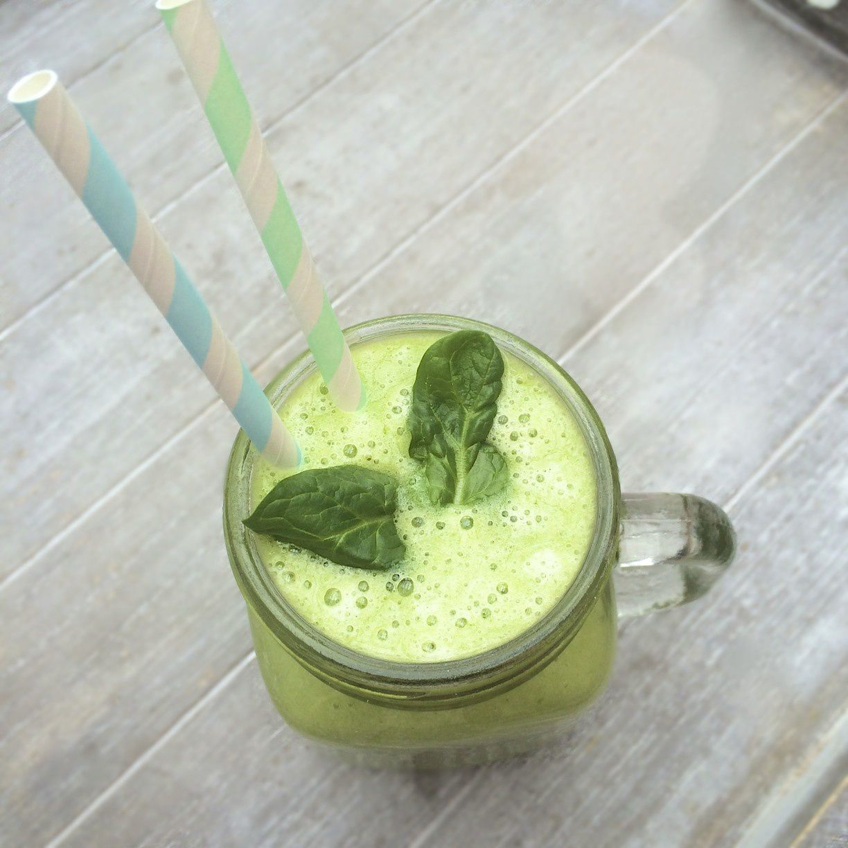Detox : Le Green Smoothie