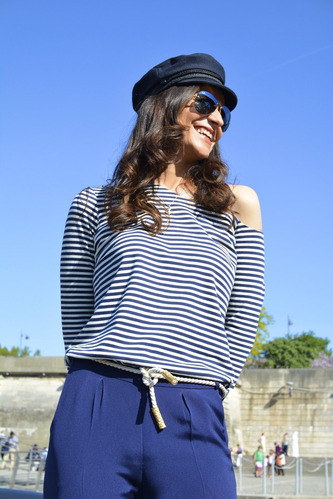 French Sailor Style