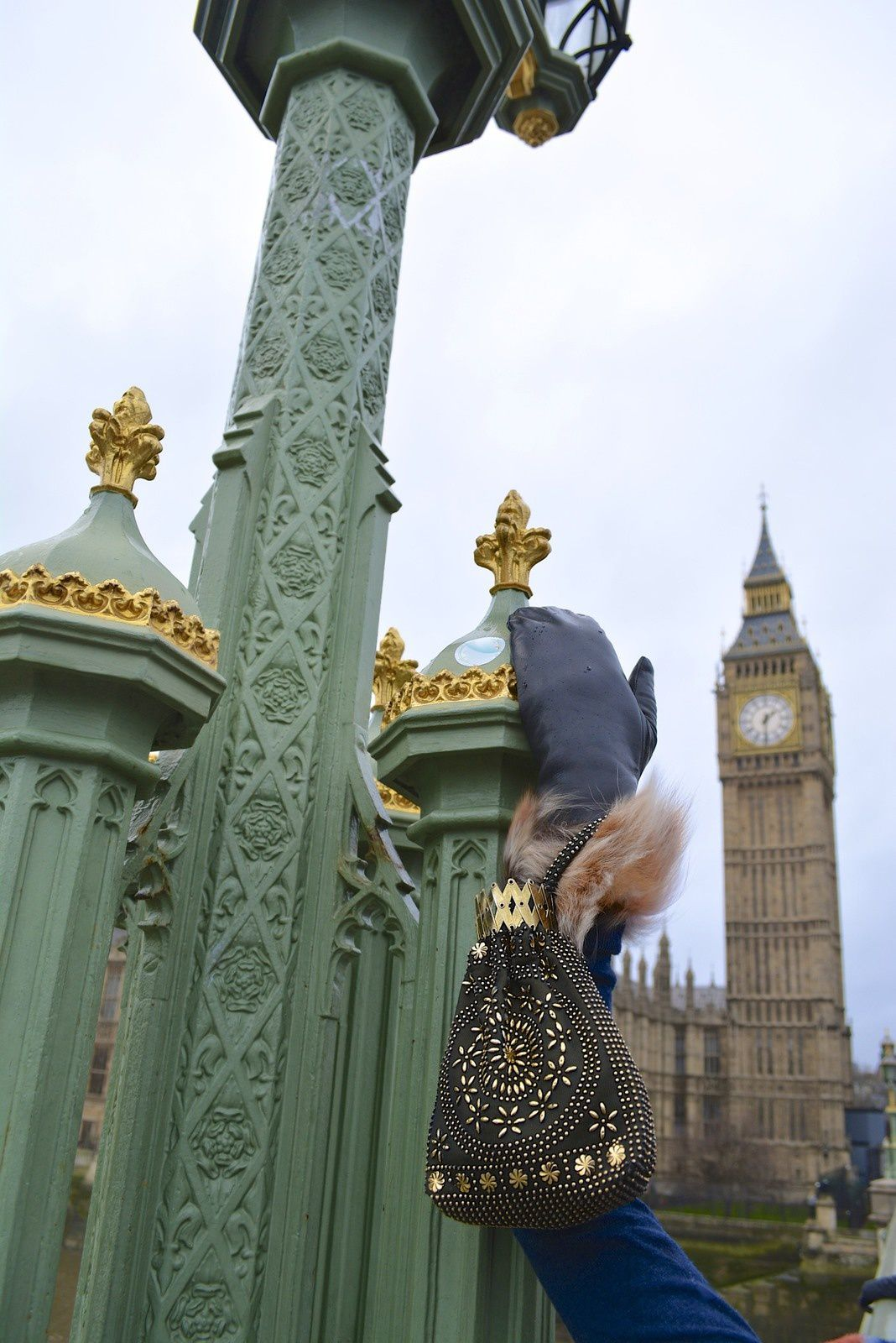 Bell cape for Big Ben ��