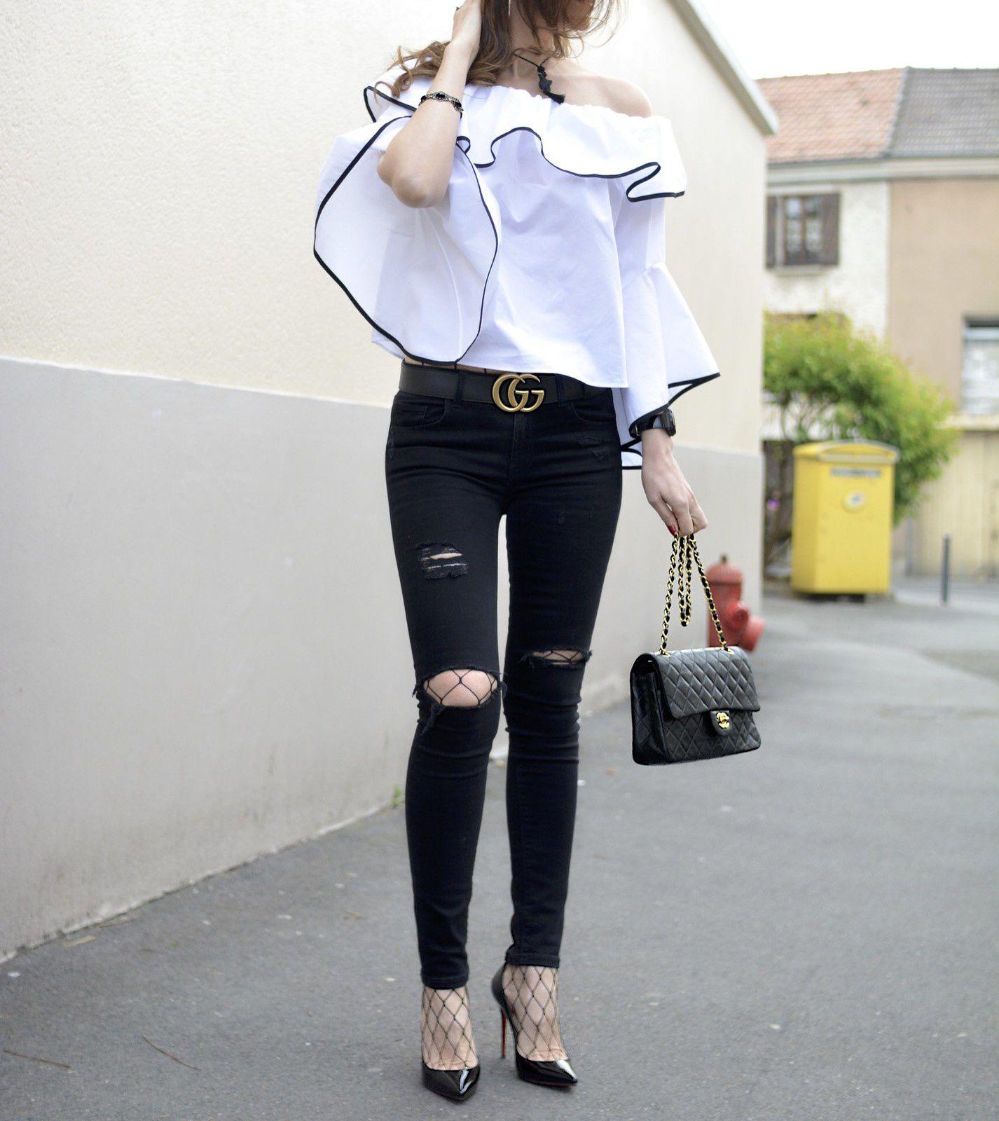 Black &amp&#x3B; white