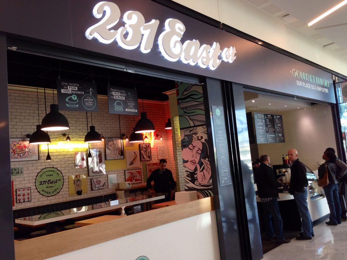 Un nouveau 231 East Street, ouvre ses portes...